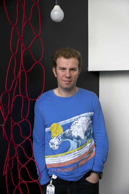 Mikhail Bilenko, head of machine intelligence and research at Yandex, Moscow, Russia, January 2018