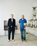 Architects Savely (left) and Egor Arkhipenko, for Monocle