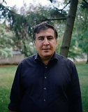 Governor of Ukraine's Odessa Region, former President of Georgia Mikheil Saakashvili, for Monocle