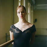 Ekaterina Borchenko, ballet dancer, for Afisha