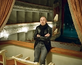 Vladimir Kekhman, businessman, director, Mikhailovsky Theatre, for Afisha