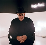 Artist Joseph Kosuth, a book commission