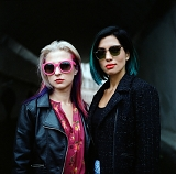 Maria Alyokhina and Nadya Tolokonnikova of Pussy Riot, for Observer The New Review