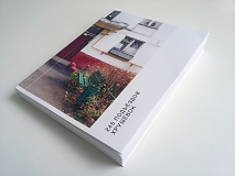 245 Khrushchev Building Entrances, a self-published book, 2019, second edition of 10 copies. First edition was published in 2018 on the occasion of City Archive show at Bogorodskoye Gallery, Moscow