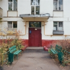 245 Khrushchev Housing Entrances